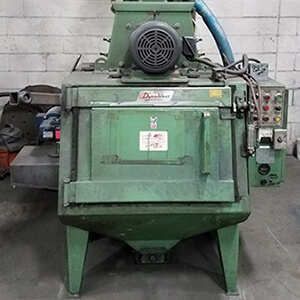 Used Goff 36TB Fixed Table Blast